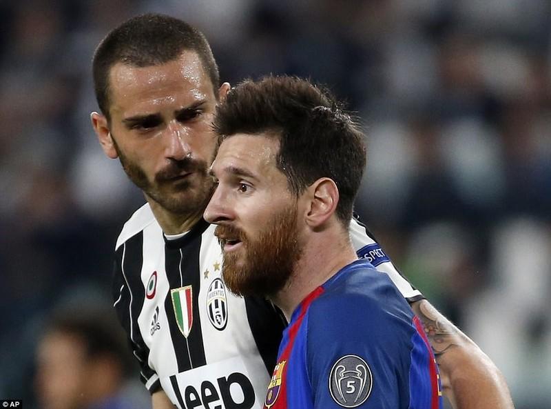 Nhìn lại trận thua kinh hoàng của Barca trước Juventus - ảnh 8