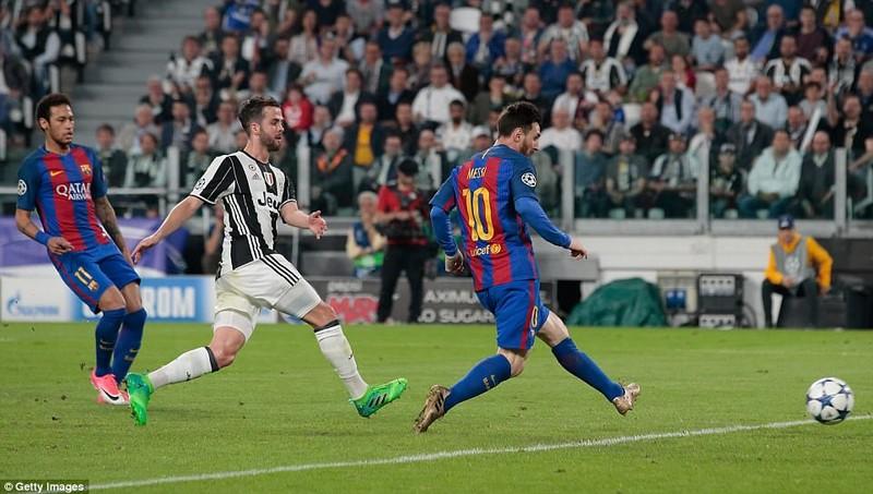Nhìn lại trận thua kinh hoàng của Barca trước Juventus - ảnh 6