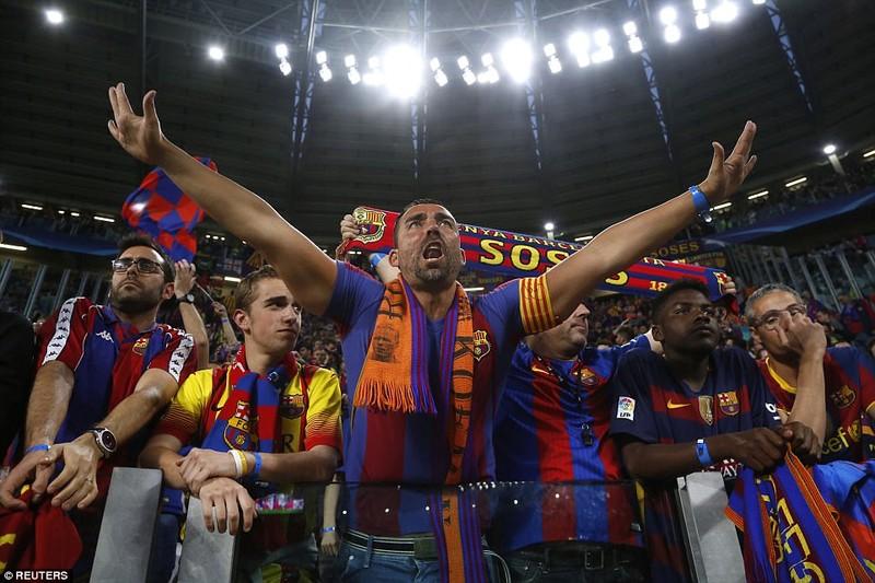 Nhìn lại trận thua kinh hoàng của Barca trước Juventus - ảnh 1