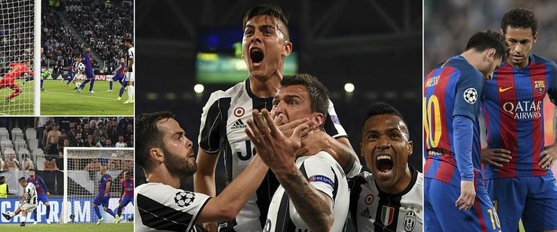 Nhìn lại trận thua kinh hoàng của Barca trước Juventus - ảnh 17