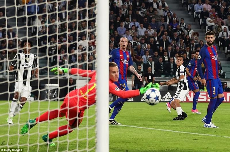 Nhìn lại trận thua kinh hoàng của Barca trước Juventus - ảnh 2