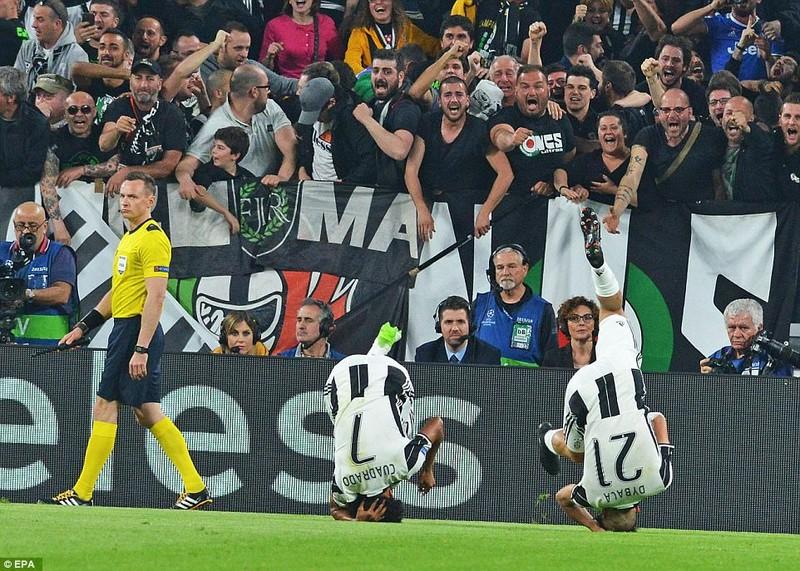 Nhìn lại trận thua kinh hoàng của Barca trước Juventus - ảnh 14