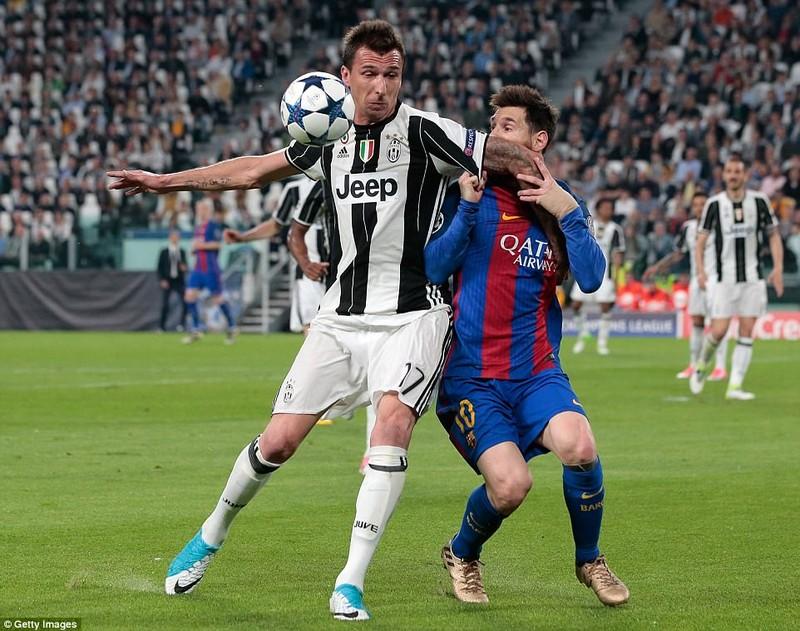 Nhìn lại trận thua kinh hoàng của Barca trước Juventus - ảnh 10