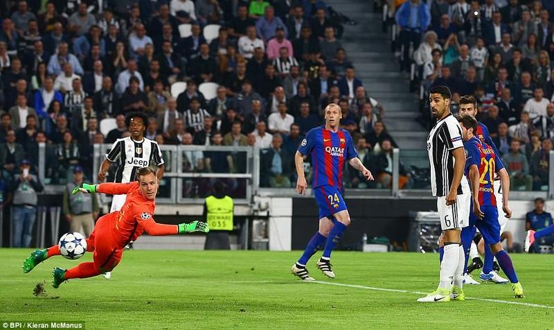 Nhìn lại trận thua kinh hoàng của Barca trước Juventus - ảnh 3