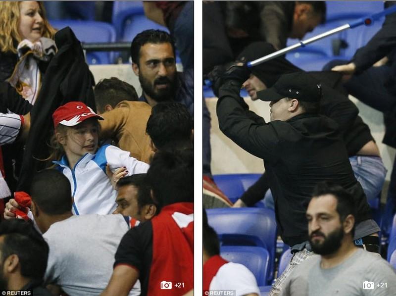 Thêm một trận đấu ở Cúp châu Âu suýt bị hủy vì bạo động - ảnh 4
