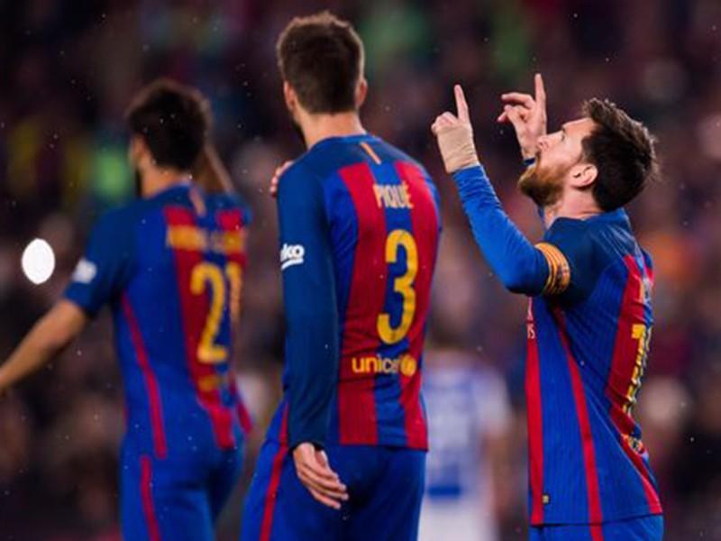 Thắng thế này Barcelona đừng mơ ngược dòng Juventus - ảnh 1