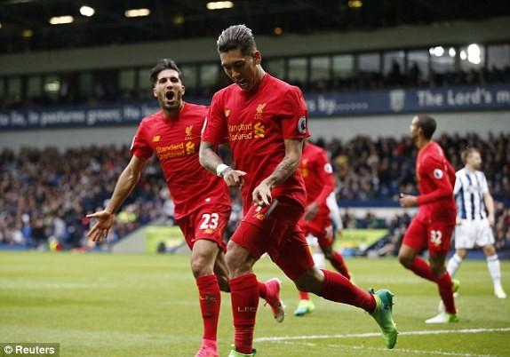 Firmino giúp Liverpool bứt phá trong cuộc đua top 4 - ảnh 3