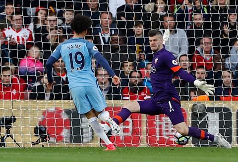 Southampton 0-3 Man City: Hiệp 1 bế tắc, bùng nổ hiệp 2 - ảnh 3