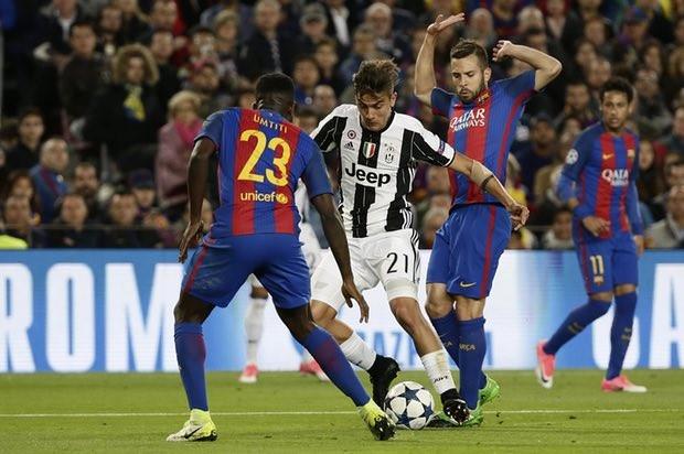 Juventus loại Barca bằng nghệ thuật phòng ngự Ý - ảnh 2