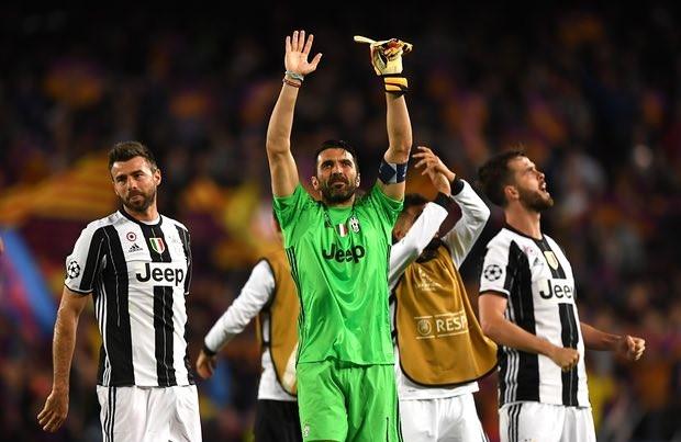 Juventus loại Barca bằng nghệ thuật phòng ngự Ý - ảnh 4