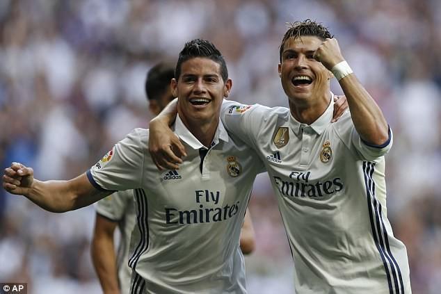 Real Madrid bán Rodriguez để làm gì? - ảnh 2