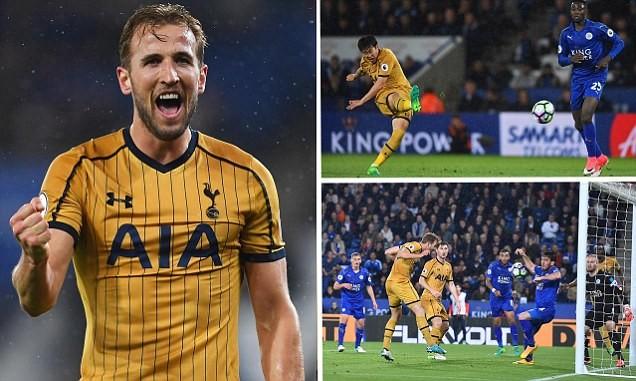 Leicester City - Tottenham (1-6): Trút giận kinh hoàng! - ảnh 1