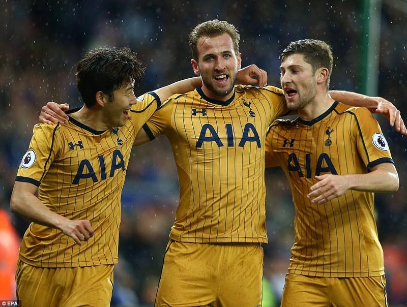Leicester City - Tottenham (1-6): Trút giận kinh hoàng! - ảnh 2