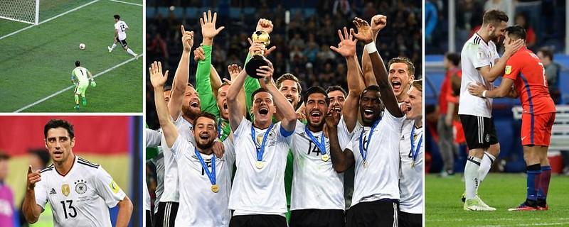 Đức vô địch Confederations Cup bằng đội hình 2 - ảnh 15