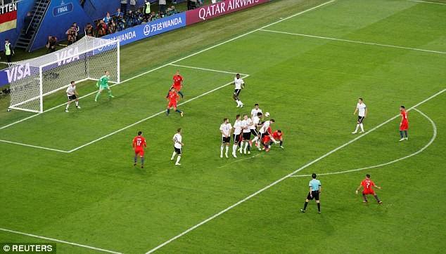 Đức vô địch Confederations Cup bằng đội hình 2 - ảnh 11