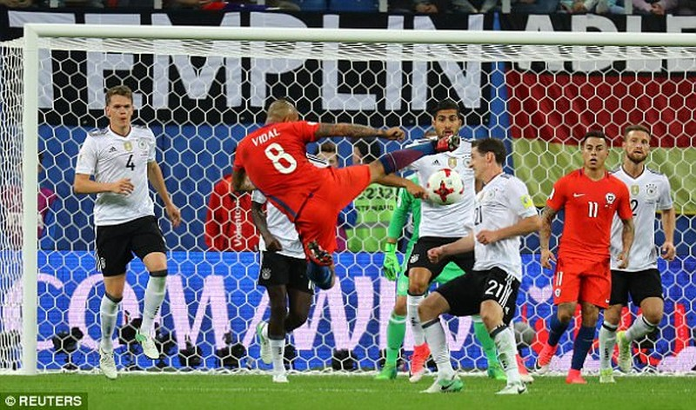 Đức vô địch Confederations Cup bằng đội hình 2 - ảnh 1