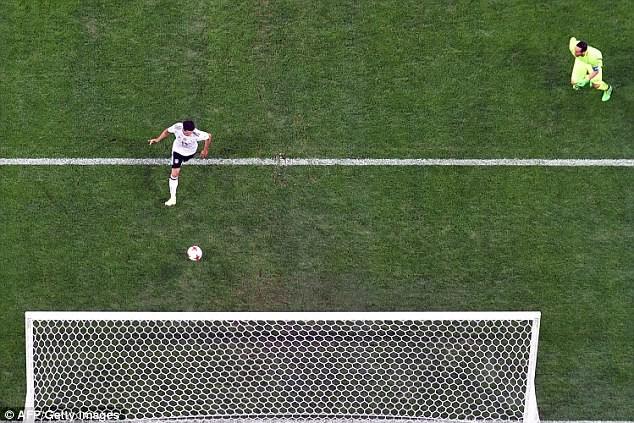 Đức vô địch Confederations Cup bằng đội hình 2 - ảnh 2