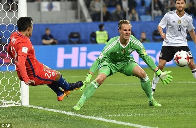 Đức vô địch Confederations Cup bằng đội hình 2 - ảnh 4