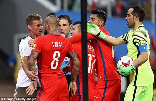 Đức vô địch Confederations Cup bằng đội hình 2 - ảnh 9