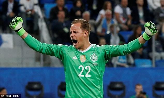 Đức vô địch Confederations Cup bằng đội hình 2 - ảnh 12