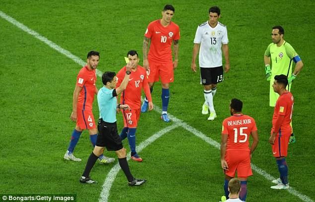 Đức vô địch Confederations Cup bằng đội hình 2 - ảnh 7