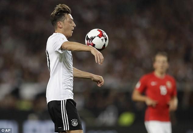 Thắng liền 8 trận, Đức vẫn chưa có vé dự World cup 2018 - ảnh 2