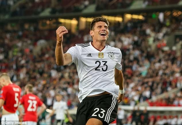 Thắng liền 8 trận, Đức vẫn chưa có vé dự World cup 2018 - ảnh 4