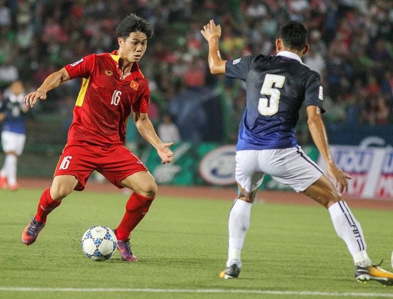 Khi bóng đá VN phải cần đến may mắn để thắng Campuchia - ảnh 1