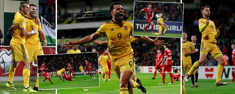 Tây Ban Nha, Ý cùng thắng, Wales thắp lại hy vọng - ảnh 1