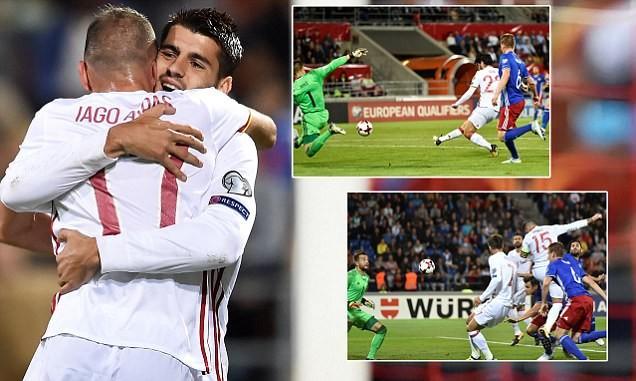 Tây Ban Nha, Ý cùng thắng, Wales thắp lại hy vọng - ảnh 2