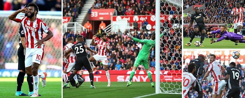 MU mất điểm vì Mourinho thay đổi công thức chiến thắng - ảnh 1