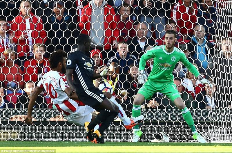 MU mất điểm vì Mourinho thay đổi công thức chiến thắng - ảnh 2