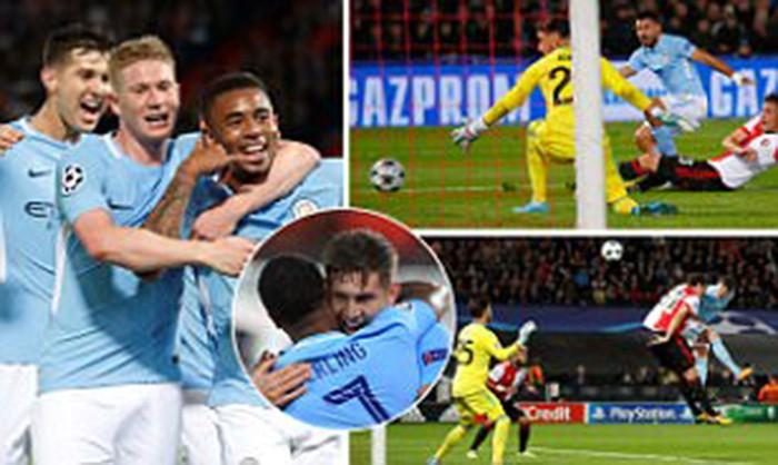 Real, Tottenham, Man City thắng lớn, Liverpool lạc nhịp - ảnh 2