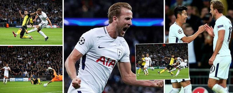 Real, Tottenham, Man City thắng lớn, Liverpool lạc nhịp - ảnh 4