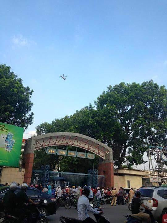 Nhìn lại sự kiện trao cúp trên không đi vào Guinness VN - ảnh 5