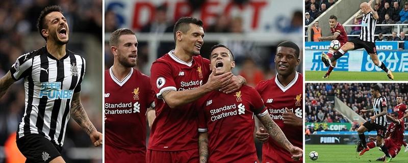 Coutinho lập siêu phẩm, Liverpool vẫn không thắng - ảnh 1
