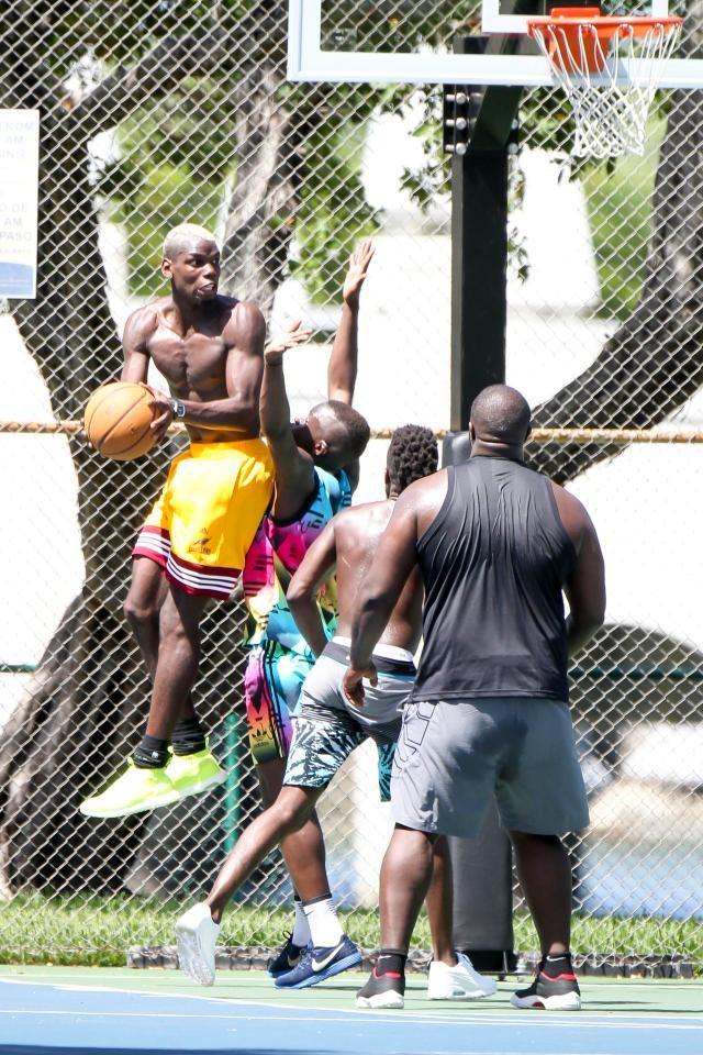 Sao MU bị cấm chơi bóng rổ, Lukaku chấn thương - ảnh 2