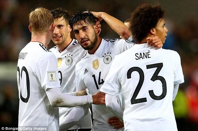 Đức lập kỷ lục, thêm đội có vé dự VCK World Cup 2018 - ảnh 1