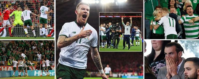 Bale lỡ hẹn World Cup, thêm Serbia, Iceland giành vé - ảnh 1