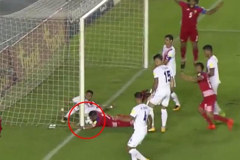Mất vé World Cup,Mỹ đòi kiện vì bàn thắng ma của Panama - ảnh 3