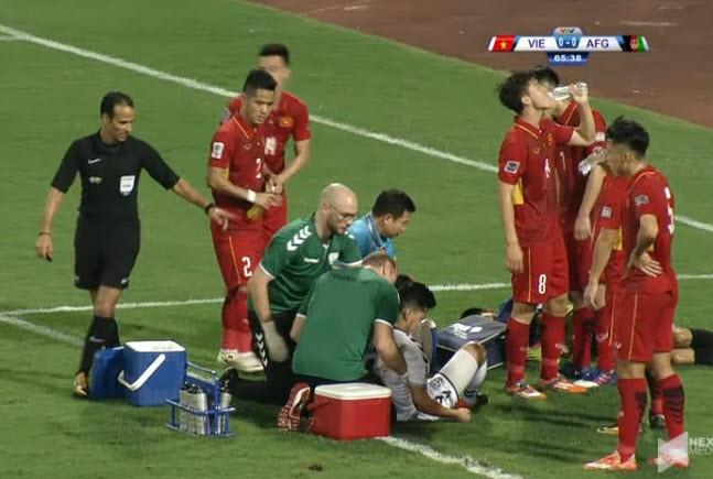 Park Hang-seo ra mắt hú vía, VN có vé dự VCK Asian Cup - ảnh 10