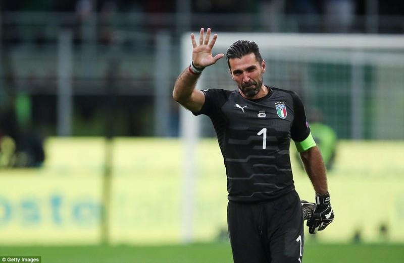 Giọt nước mắt không vô nghĩa của thủ thành Buffon - ảnh 5
