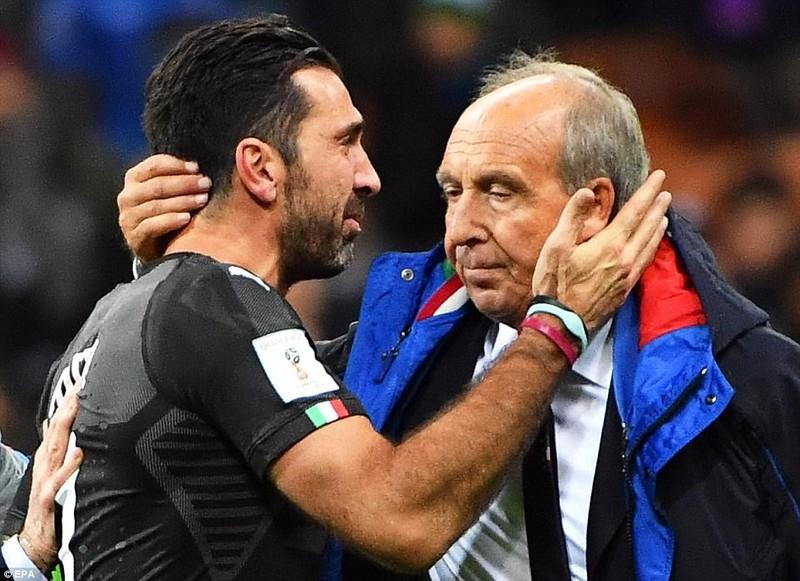 Giọt nước mắt không vô nghĩa của thủ thành Buffon - ảnh 4
