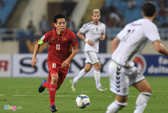 Park Hang-seo ra mắt hú vía, VN có vé dự VCK Asian Cup - ảnh 1