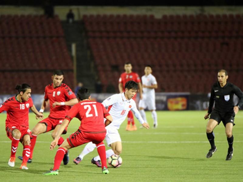 Park Hang-seo ra mắt hú vía, VN có vé dự VCK Asian Cup - ảnh 20