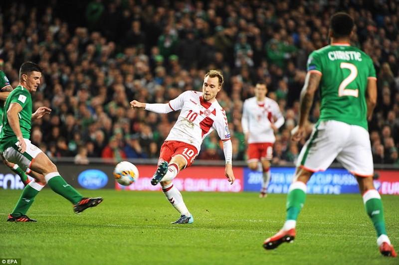 Sao Tottenham rực sáng đưa Đan Mạch bay vào World Cup - ảnh 15