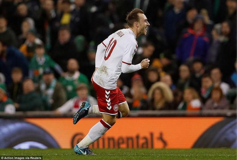 Sao Tottenham rực sáng đưa Đan Mạch bay vào World Cup - ảnh 11