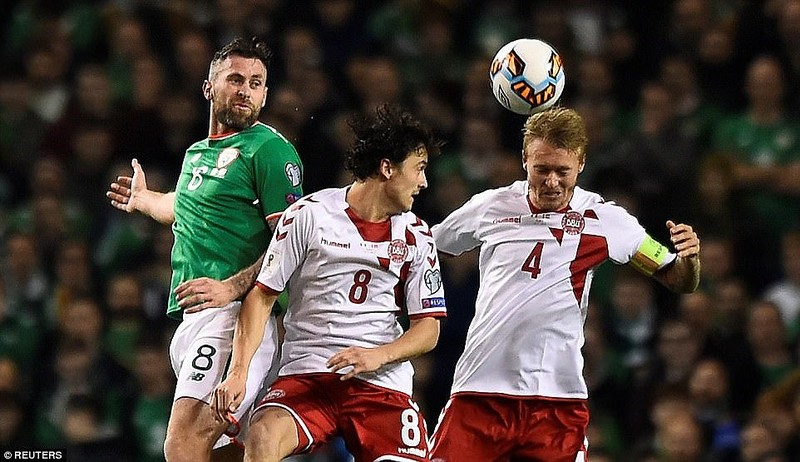 Sao Tottenham rực sáng đưa Đan Mạch bay vào World Cup - ảnh 14