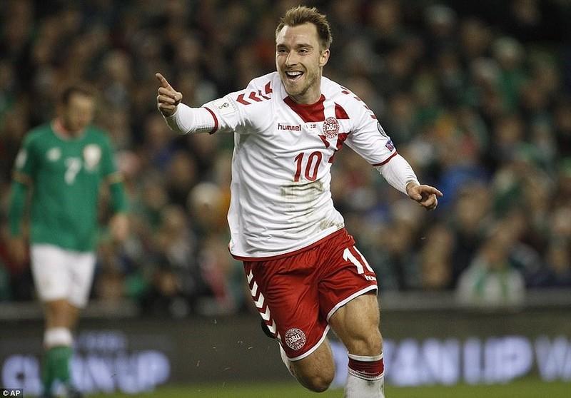 Sao Tottenham rực sáng đưa Đan Mạch bay vào World Cup - ảnh 16