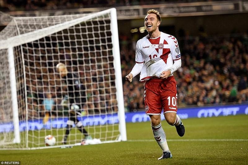 Sao Tottenham rực sáng đưa Đan Mạch bay vào World Cup - ảnh 18